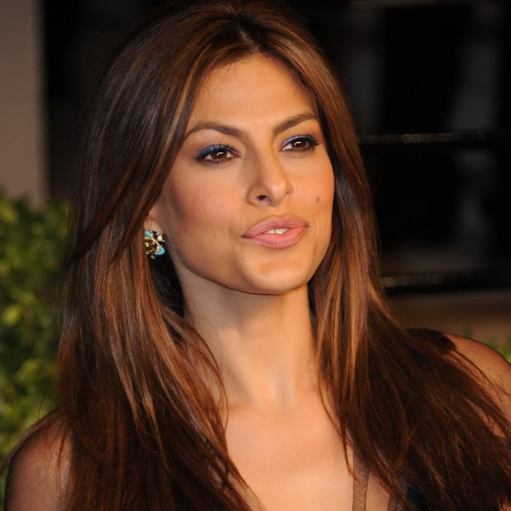 balayage eva mendes. Black Bedroom Furniture Sets. Home Design Ideas