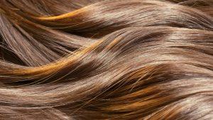 Balayage de cheveux