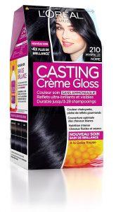 Casting Creme Gloss myrtille noire
