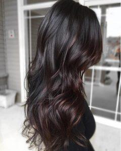 Coloration Noire Tout Sur La Couleur De Cheveux Noir