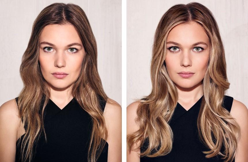Le Hair Contouring La Tendance Cheveux Qui S Adapte Au