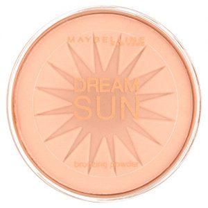 Poudre soleil teint make up