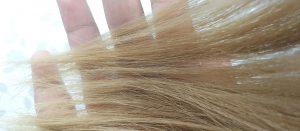 Pousse des cheveux coco