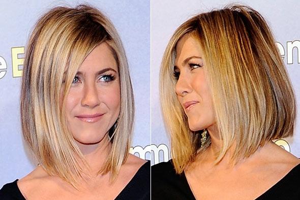 Cheveux Jennifer Aniston : diaporama de ses coupes et coiffures