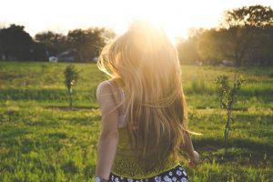 Blondir au soleil