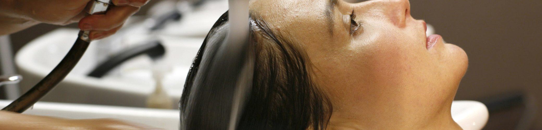 Coloration chez le coiffeur