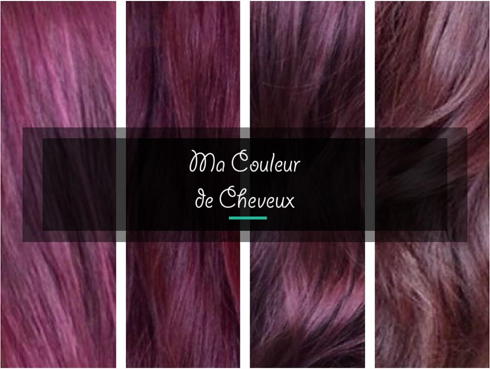 couleur de cheveux nom