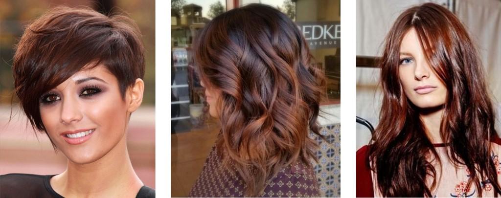 Couleur cheveux chocolat reflet acajou