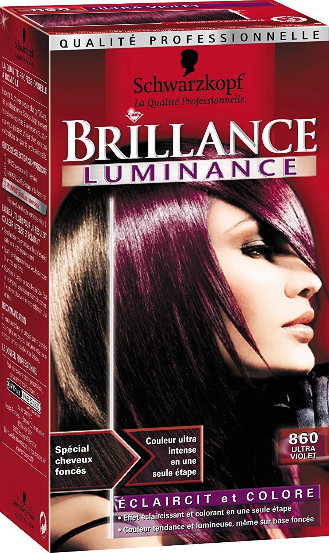 cheveux violet une coloration pour moi mauve violine auburn. Black Bedroom Furniture Sets. Home Design Ideas