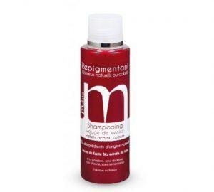 Shampooing repigmentant rouge Mulato rouge de venise
