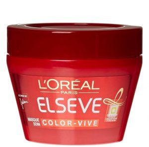 Masque cheveux colorés Elseve
