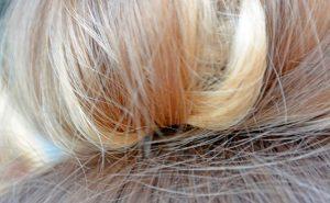 Cheveux vire roux