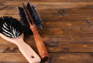 Nettoyer sa brosse
