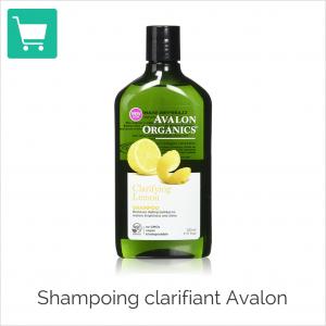 Shampoing clarifiant