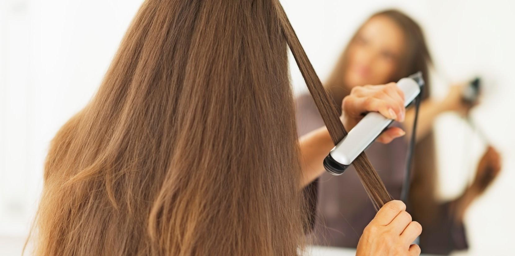 cheveux abimés par le lisseur que faire