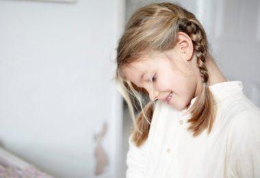 Prendre soin cheveux enfants