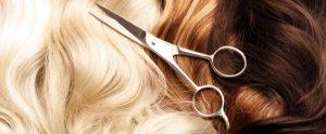 Ciseau coupe de cheveux