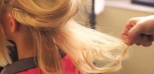 Eclaircissant cheveux