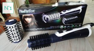 Brosse soufflante Babyliss