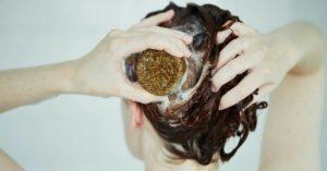 Savon après shampoing