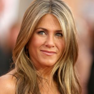 Blond cendré Jennifer Aniston