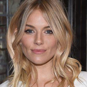 Blond cendré Sienna Miller