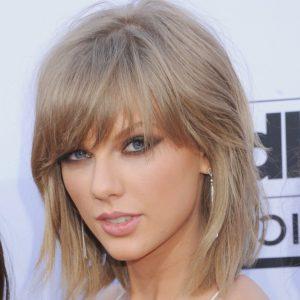 Blond cendré Taylor Swift