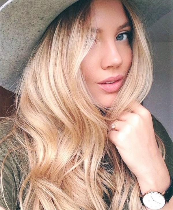 blond dor adoptez le blond lumineux et chaleureux du blond dor. Black Bedroom Furniture Sets. Home Design Ideas