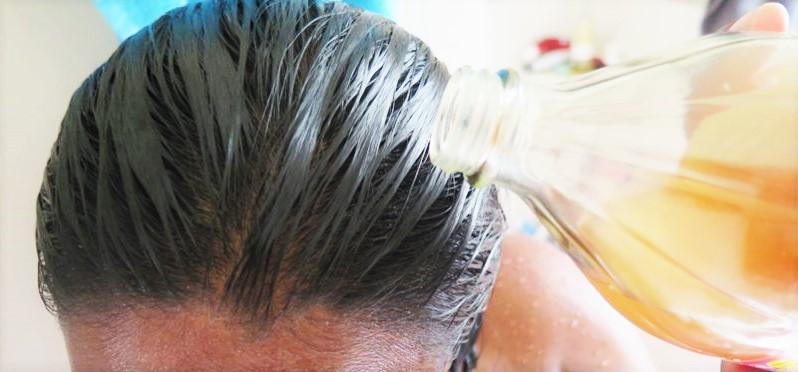 eau calcaire cheveux secs