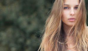 Teinture blond doré