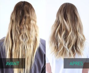 Balayage californien  comment réussir son balayage blond