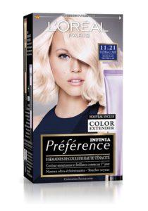Blond glacé L'Oréal