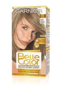 Coloration blonde Belle Color