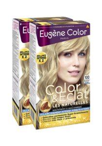 Eugène Color Blond très clair naturel