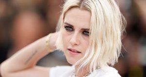 Blond platine Kristen Stewart