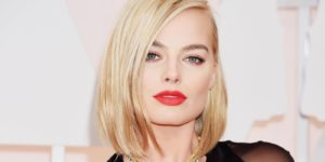 Blond platine Margot Robbie