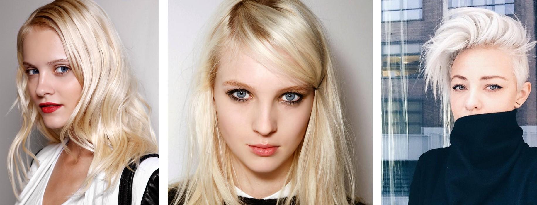 Blond Platine J Ai Teste Les Cheveux Platines Mes Conseils