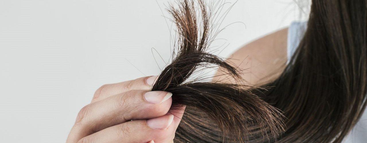 Fourche cheveux