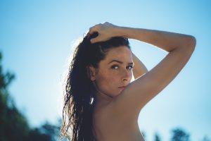 Henné noir cheveux