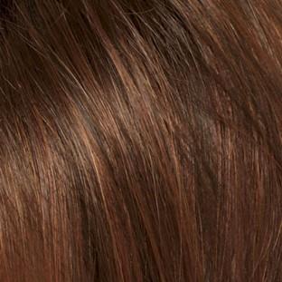 Marron couleur de cheveux