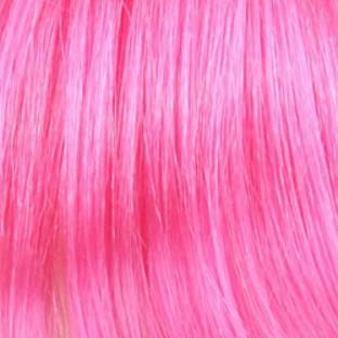 Rose couleur de cheveux