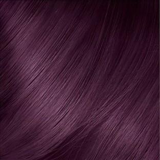 Violet couleur de cheveux