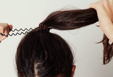 Cheveux gadget