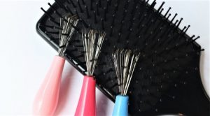 Outil nettoyage brosse