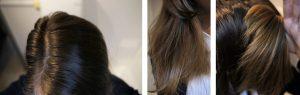 Eclaircissant cheveux garnier