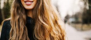 Masque cheveux blond