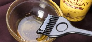 Masque miel cheveux