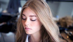 Patine pour cheveux blond