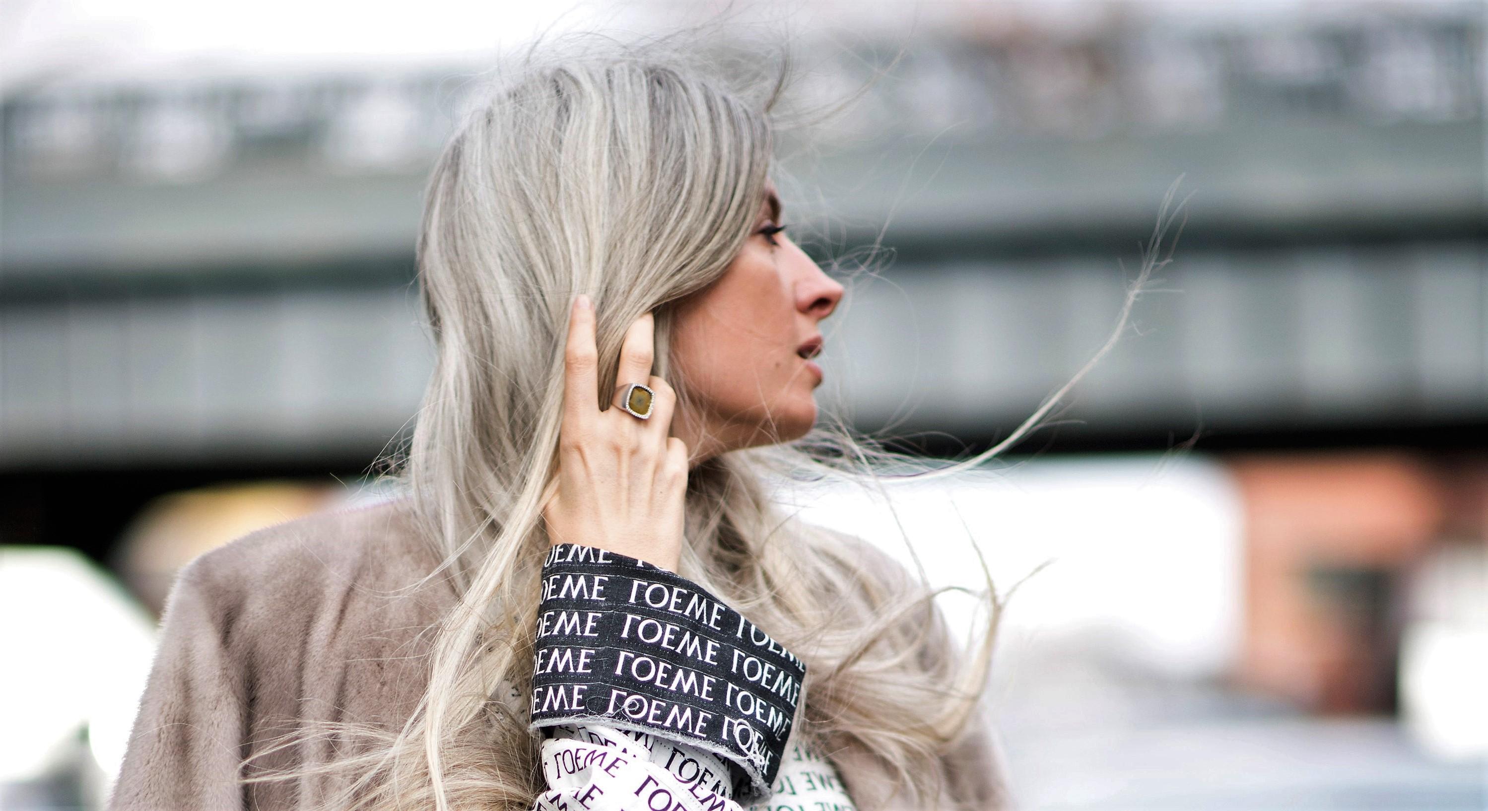 Henne Cheveux Blanc Quelle Couvrance Du Henne Sur Cheveux Blancs