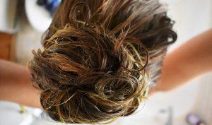 Lait de coco masque cheveux